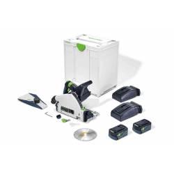 Festool Zagłębiarka akumulatorowa TSC 55 KEBI-Plus/XL