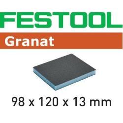 Festool Gąbka szlifierska 98x120x13 60 GR/6