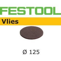 Festool Arkusze ścierne z włókniny STF D125 FN 320 VL/10