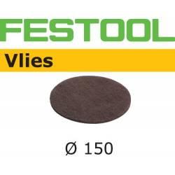 Festool Arkusze ścierne z włókniny STF D150 MD 100 VL/10