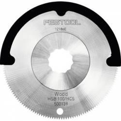 Festool Brzeszczoty do drewna HSB 100/HCS