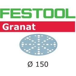 Festool Krążki ścierne STF D150/48 P80 GR/50