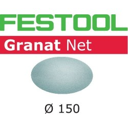 Festool Materiały ścierne z włókniny STF D150 P180 GR NET/50