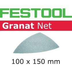 Festool Materiały ścierne z włókniny STF DELTA P400 GR NET/50