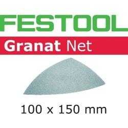 Festool Materiały ścierne z włókniny STF DELTA P100 GR NET/50