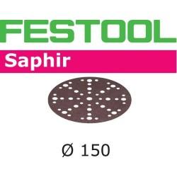 Festool Krążki ścierne STF-D150/48 P80 SA/25