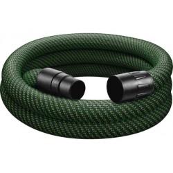 Festool Wąż ssący D 36 antystatyczny, gładki D 36x5,0m-AS/CT