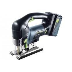 Festool Wyrzynarka akumulatorowa PSBC 420 Li 5,2 EB-Plus-SCA