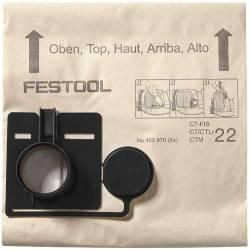 Festool Worek filtrujący FIS-CT 33/5