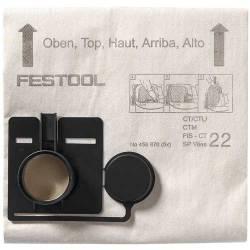 Festool Worek filtrujący FIS-CT 44 SP VLIES/5