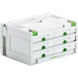 Festool Sortainery SYS 3-SORT/6