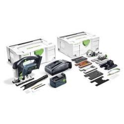 Festool Wyrzynarka akumulatorowa PSBC 420 Li 5,2 EBI-Set CARVEX (201386)