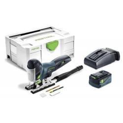 Festool Wyrzynarka akumulatorowa PSC 420 Li 5,2 EBI-Plus CARVEX (574709)