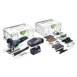 Festool Wyrzynarka akumulatorowa PSC 420 Li 5,2 EBI-Set CARVEX (574717)