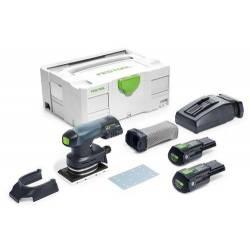 Festool Akumulatorowa szlifierka oscylacyjna RTSC 400 Li 3,1 I-Plus (576897)
