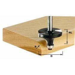 Festool Frez do zaokrągleń HW z trzpieniem 8 mm HW S8 D227/R5 KL
