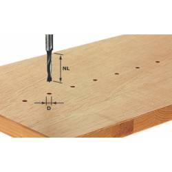 Festool Frez do kołków HW z trzpieniem 8 mm HW S8 D8/30 Z