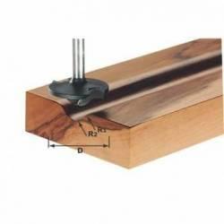 Festool Frez profilowy HW z trzpieniem 8 mm HW S8 D42/13/R612