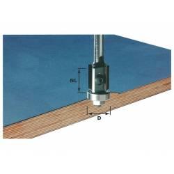 Festool Frez z płytkami do obróbki krawędzi HW z trzpieniem 8 mm HW S8 D19/20WM Z2