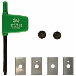 Festool Płytki wymienne HW-WP 25x55x11 4x