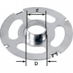 Festool Pierścień kopiujący KR-D 400/OF 1400