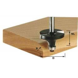 Festool Frez do zaokrągleń HW z trzpieniem 12 mm HW S12 D63/32/R25