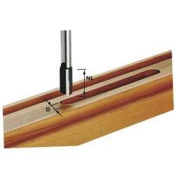Festool Frez do wpustów HW z trzpieniem 12 mm HW S12 D15/35 SCHALL-EX