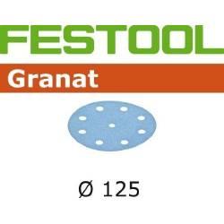 Festool Krążki ścierne STF D125/90 P80 GR/50