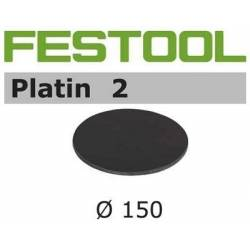 Festool Krążki ścierne STF D150/0 S400 PL2/15
