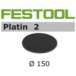 Festool Krążki ścierne STF D150/0 S500 PL2/15