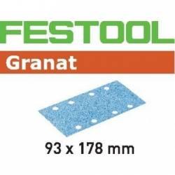 Festool Arkusze ścierne STF 93X178 P80 GR/50