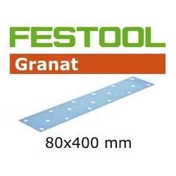 Festool Arkusze ścierne STF 80x400 P80 GR/50