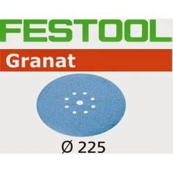 Festool Krążki ścierne STF D225/8 P80 GR/25