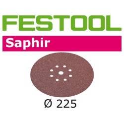 Festool Krążki ścierne STF D225/8 P36 SA/25