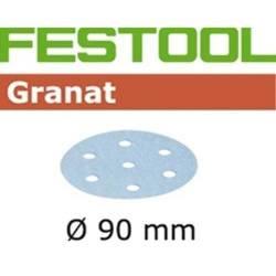 Festool Krążki ścierne STF D90/6 P80 GR/50