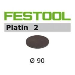 Festool Krążki ścierne STF D 90/0 S500 PL2/15
