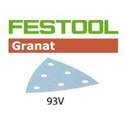 Festool Papiery ścierne STF V93/6 P80 GR/50