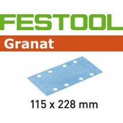 Festool Arkusze ścierne STF 115X228 P80 GR/50