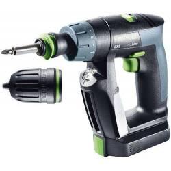 Festool Akumulatorowa wiertarko-wkrętarka CXS 2,6-Plus