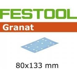 Festool Arkusze ścierne STF 80x133 P40 GR50