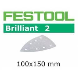 Festool Papiery ścierne STF DELTA/7 P180 BR2/10
